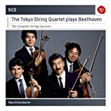 Tokyo String Quartet: The Tokyo String Quartet play Beethoven-Complete String Quartets (Audio CD)