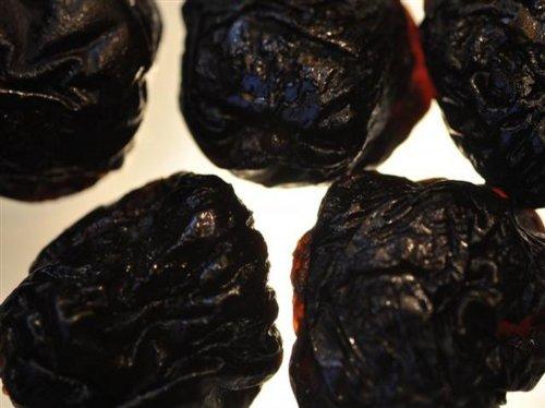 Preisvergleich Produktbild Pflaumen Trockenfrüchte,  ohne Stein,  ungeschwefelt & ohne Zuckerzusatz,  1kg - Bremer Gewürzhandel