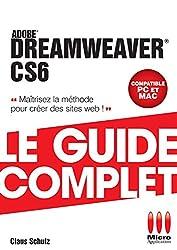 GUIDE COMPLET DREAMWEAVER CS6
