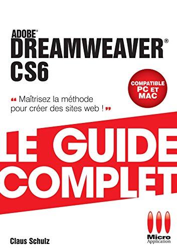 Dreamweaver CS6 par Claus Schulz
