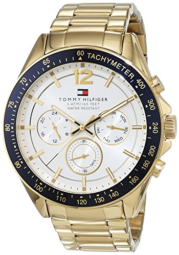 Tommy Hilfiger - Herren -Armbanduhr 1791121