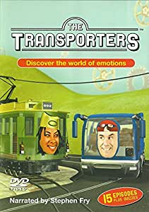 The Transporters Discover The World Of Emotions Autism DVD