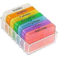 simplefirst 7Tage Pille Veranstalter Weekly Medizin Aufbewahrungsboxen preisvergleich bei billige-tabletten.eu