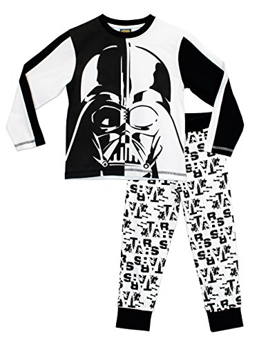 Star Wars - Ensemble De Pyjamas - Star Wars Darth Vader - Garçon - Multicolore - 11 - 12 Ans