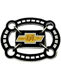Chevrolet Belt Buckle Officially Licensed Product Siskiyou Chevy American Muscle Car