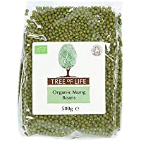 Tree Of Life | Organic Mung Beans | 2 x 500g