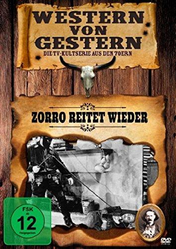 Zorro reitet wieder (Western von gestern)