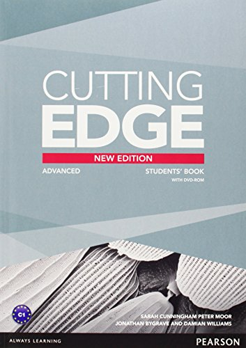 New cutting edge. Advanced. Student's book. Con espansione online. Per le Scuole superiori. Con DVD-ROM