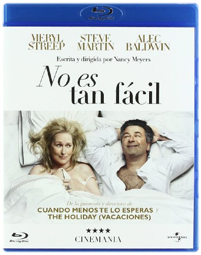 No es tan facil [Blu-ray]