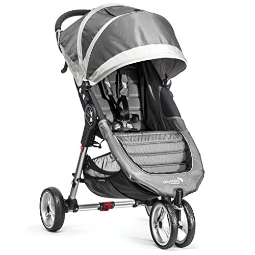 BABY JOGGER 1962880 City Mini 3 Rad, steel / grau