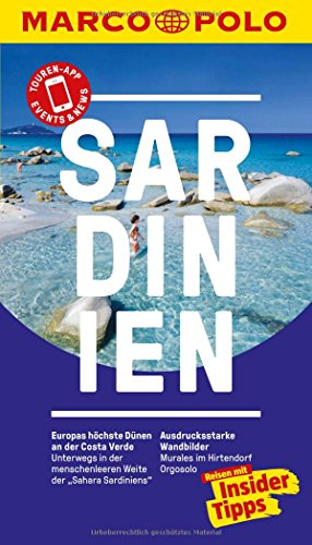 MARCO POLO Reiseführer Sardinien: Reisen mit Insider-Tipps. Inkl. kostenloser Touren-App und Events&News