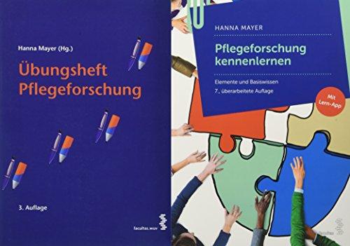 Lernpaket Lehrbuch Pflegeforschung kennenlernen + Übungsheft