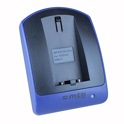 Ladeschale (Micro-USB) für CR-V3 / Kodak, Olympus, Pentax, Samsung, Sigma, Toshiba... siehe Liste (Usb Kabel Für Nikon Coolpix L30)