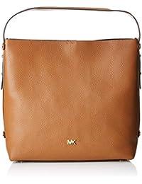 e94bea82605f97 Michael Kors Women's Griffin Large Hobo Shoulder Bag