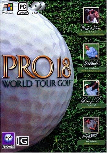 Preisvergleich Produktbild Pro 18 World Golf Tour
