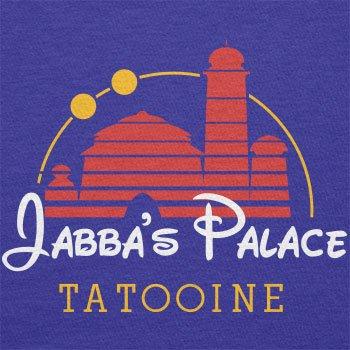 Texlab–Jabba s Palace Tatooine–sacchetto di stoffa Marine