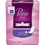 Poise Pads Ultimate 33592 - 4 Packs of 33 (Case of 132) by OTC HBA
