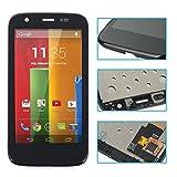 for jiujinyi Motorola Moto G XT1032 XT1036 para LCD Pantalla Táctil de Digitalización Asamblea...