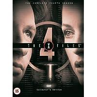 X Files Season 4 Box Set