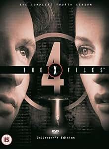 X Files Season 4 Box Set [DVD] [1994]