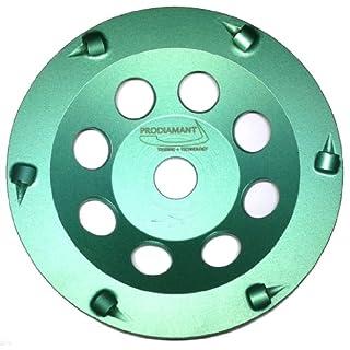 PRODIAMANT Profi PKD diamond grinding cup wheel 148 mm x 19 mm 6 segments diamond grinding head PDX829.793 148mm fitting Hilti