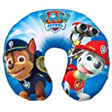 Best Kids Travel Pillows - Paw Patrol Travel Pillow Marshall/Chase Soft Cushion Head Review