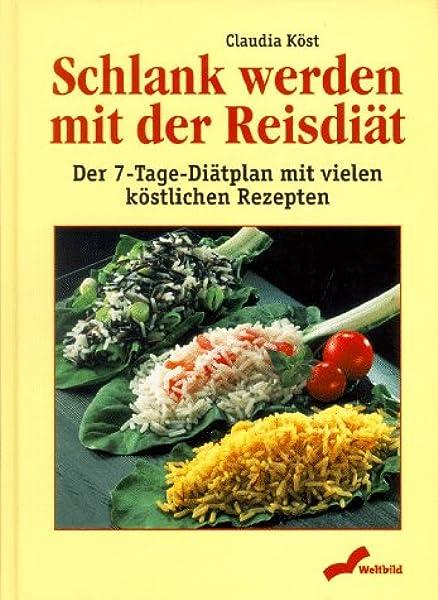 Gekochte Reisdiät