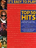 Its Easy To Play Top. 50 Hits 2 Red Pvg: Noten für Gesang, Klavier (Gitarre)