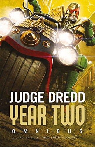 Judge Dredd: Year Two Omnibus (Judge Dredd: The Early Years) (English Edition)
