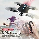 Gaddrt JJRC H37 mini Baby Elfie 720p WiFi FPV caméra avec altitude Hold RC Quadcopter