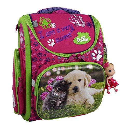 Schulranzen,Schulrucksack Kinderrucksack Taschen 6-9 Klasse