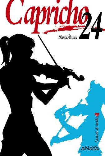 Capricho 24: Cuarteto de cuerda, 2 (Otras Colecciones - Libros Singulares - Cuarteto De Cuerda)