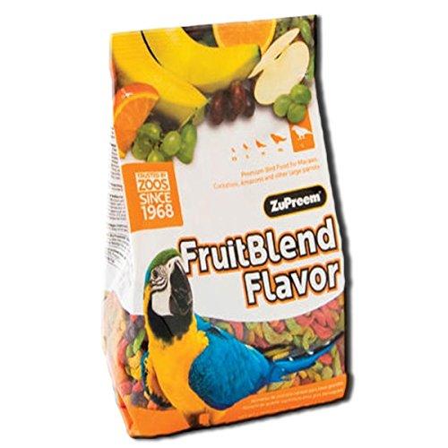 Zupreem - Multifrutti, per pappagalli grandi, 1,6 kg