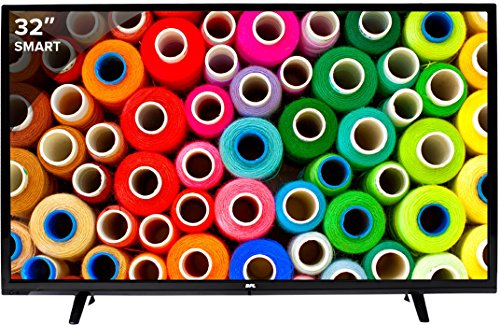 BPL 80 cm (32 inches) Stellar BPL080A36SHJ HD Ready LED Smart TV (Black)