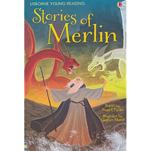 The Stories of Merlin (Young Reading Series One)
