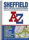 Sheffield Street Atlas (spiral) (A-Z Street Atlas)