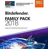 Bitdefender Family Pack 2018/2019 - 3 Jahr / Unlimitierte Geräte + VPN