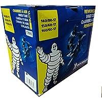 Camara de aire Michelin 17 MHR Valve TR4 (140/80-17, 150/60-17 y 160/60-17)