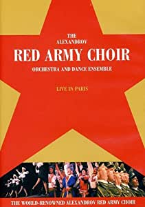 Red Army Choir - Live in Paris