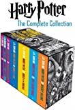 Harry Potter Boxed Set - The Complete Collection Adult Paperback by J. K. Rowling(2013-11-07) - Bloomsbury Publishing PLC - 01/01/2009