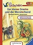 Leserabe: Der kleine Drache und der Monsterhund (Silbenmethode)