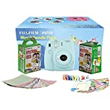 Fuji FujiFilm Instax Mini 9 Bundle Pack Instant Mini 9 (Assorted Colour)