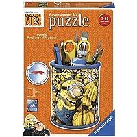 Ravensburger - 11261 - Puzzle - 3D - Pot À Crayons 54 Pièces - Moi, Moche et Méchant 3