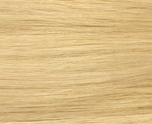 25strands Tiny froid/Stick remy pointe Extensions de cheveux européenne pour une utilisation avec mini Tube Cuivre