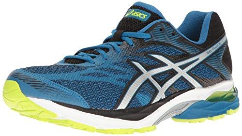 Asics Gel Flux 4 Hombre US 7 Azul Zapato para Correr