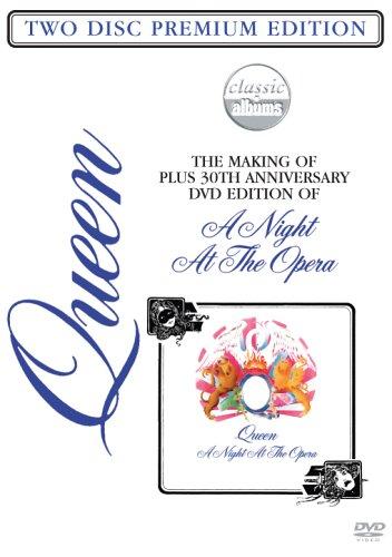 Preisvergleich Produktbild Queen: A Night at the Opera Classic Album (2 DVDs) [Special Edition]