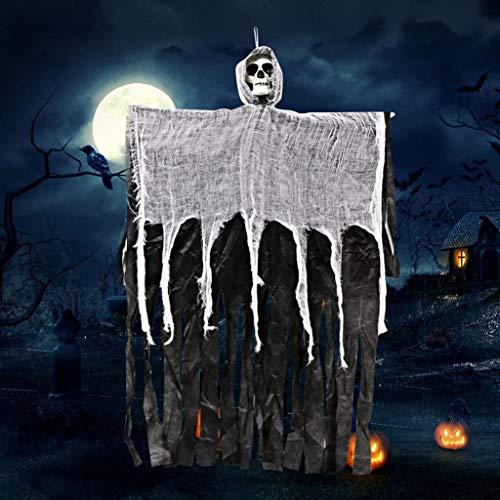 JIBO Halloween Party Requisiten Hängende Geist Dekoration Flucht Spukhaus Halloween Dekorationen Für Home Event Party Supplies