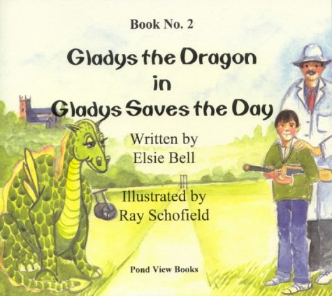 Gladys the dragon in Gladys saves the day