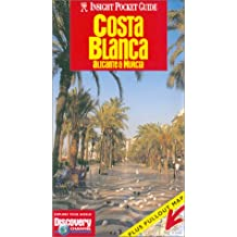 Costa Blanca [With Map] (Insight Pocket Guides)
