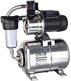T.I.P. 31155 Hauswasserwerk HWW Inox 1300 Plus F Edelstahl mit